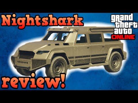 Nightshark review! - GTA Online