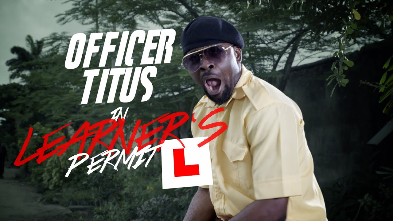 OFFICER TITUS - S2E9 - LEARNER'S PERMIT