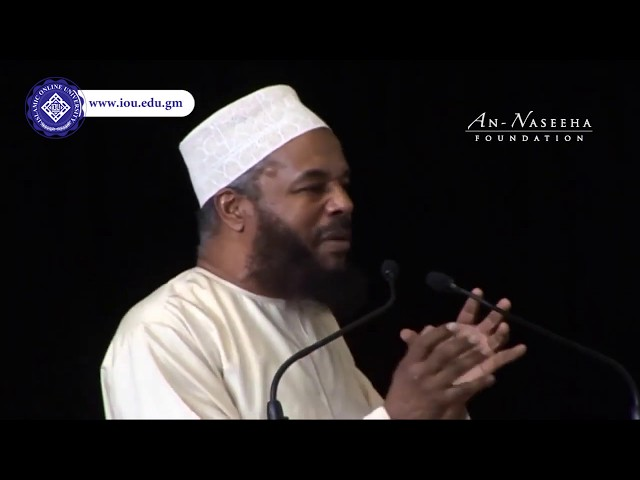 Who is Your Lord? - Dr. Bilal Philips