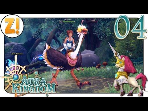 Aura Kingdom: Bibo, der lustige Vogel #4 | Let's Play ★ [GERMAN/DEUTSCH]