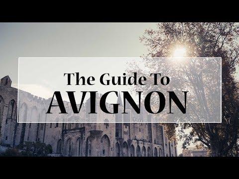 Avignon Travel Guide