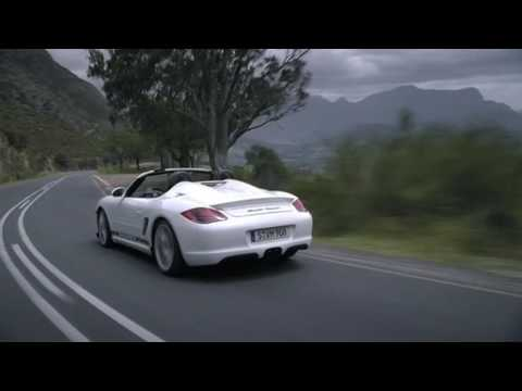 Unleashed: Boxster Spyder World Premiere at LA