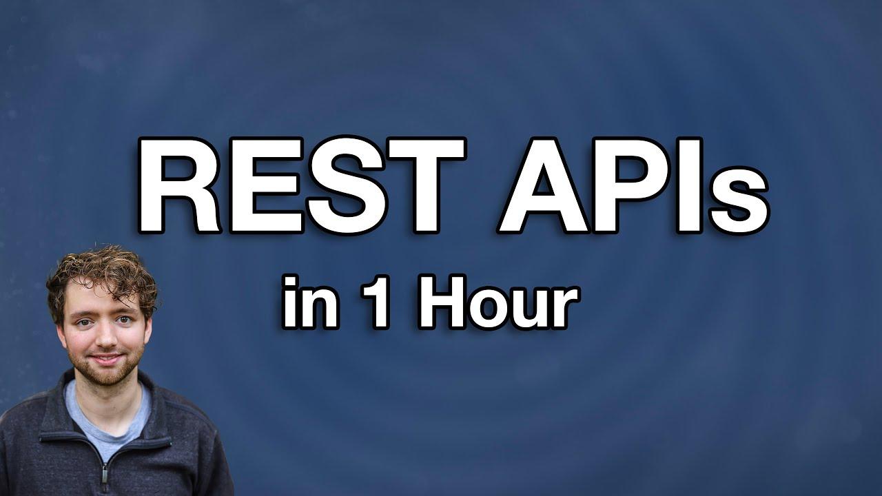 Download REST API Crash Course - Introduction + Full Python API Tutorial