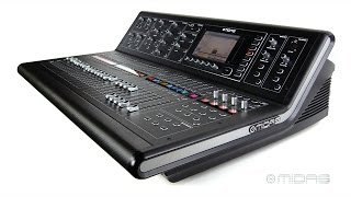 MIDAS M32 Digital Console for Live and Studio