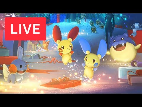 Download Youtube: GEN 3 OFFICIALLY LAUNCHED IN POKEMON GO! LIVE POKEMON GO GEN 3 GAMEPLAY!