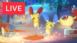 connectYoutube - GEN 3 OFFICIALLY LAUNCHED IN POKEMON GO! LIVE POKEMON GO GEN 3 GAMEPLAY!