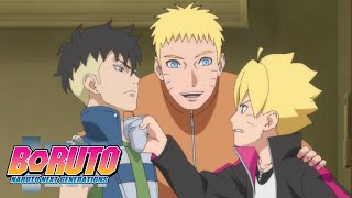 Kawaki Meets the Uzumakis | Boruto: Naruto Next Generations