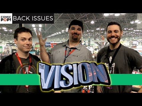 Tom King's Vision | Back Issues: New York Comic Con Edition