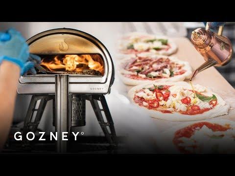 Peddling Pizza at St Albans Market | Gozney