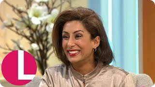 Dancing on Ice's Saira Khan Says Skating Has Improved Her Love Life | Lorraine