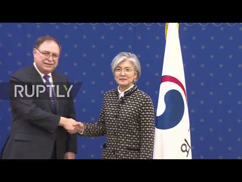 South Korea: US and S.Korea sign cost-sharing deal for US troops Mp3