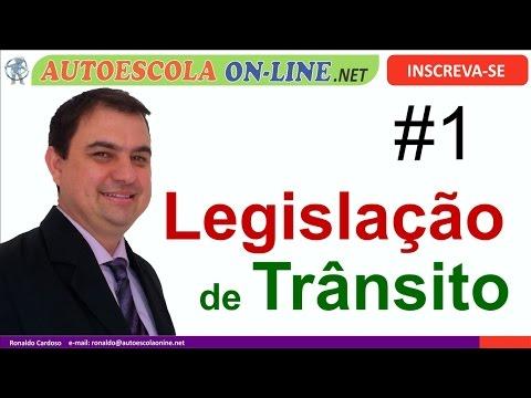 Exame de legislacao de transito