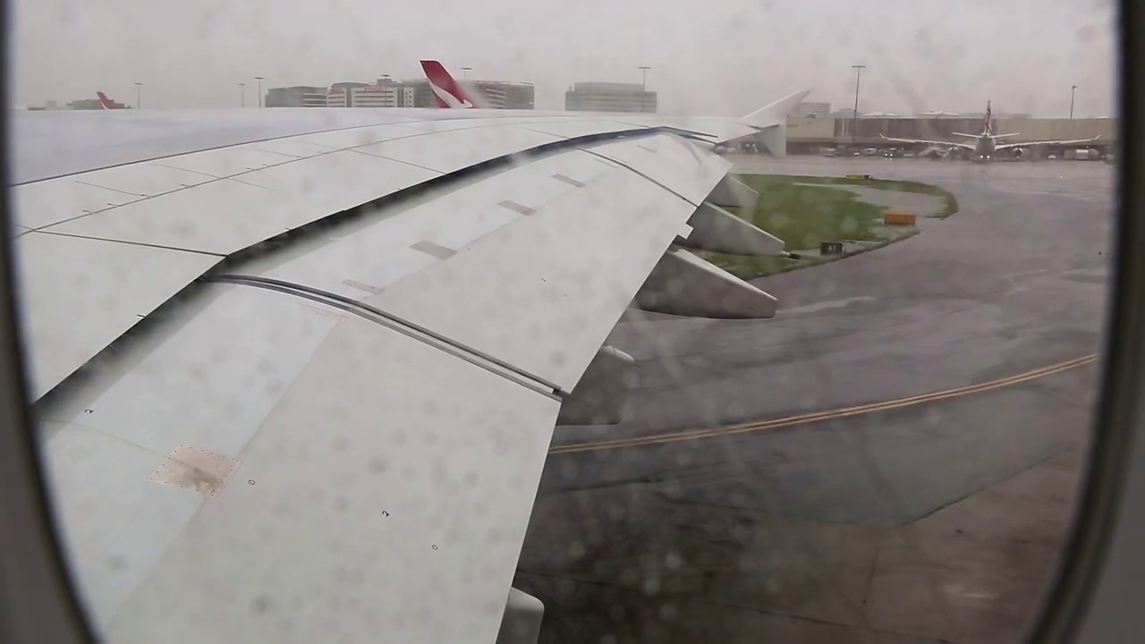 Download Emirates Airbus A380 Takeoff - Sydney (EK 412)