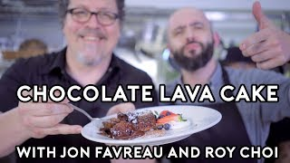 Download Binging with Babish: Chocolate Lava Cakes from Chef feat. Jon Favreau and Roy Choi Mp3 and Videos