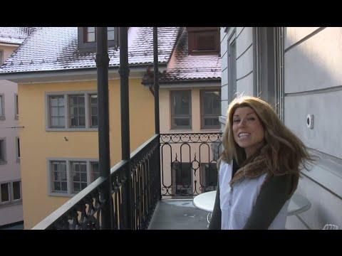 The Widder Hotel in Zurich, Switzerland 🏨