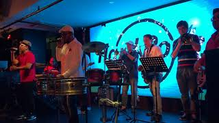 September [Earth Wind & Fire Cover] - Jive Talkin' Singapore Feat The Bangkok Horns