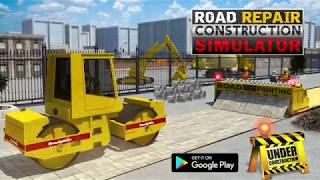 Pothole Repair Heavy Duty Truck: Road Construction