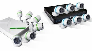 EZVIZ Wired Security Camera Kits
