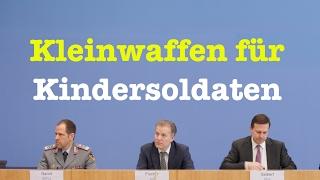 Komplette Bundespressekonferenz vom 10. Februar 2017