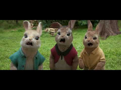 Смотреть онлайн мультфильм про кроликов