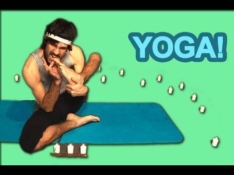 Amazing New Yoga Poses Youtube