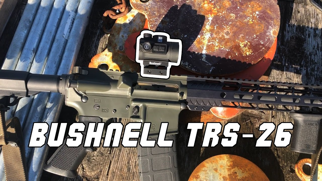 Bushnell TRS 26 Benchtop Review