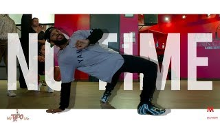 Banga Roye - No Time | Choreography with Taiwan Williams | Millennium Dance Complex LA