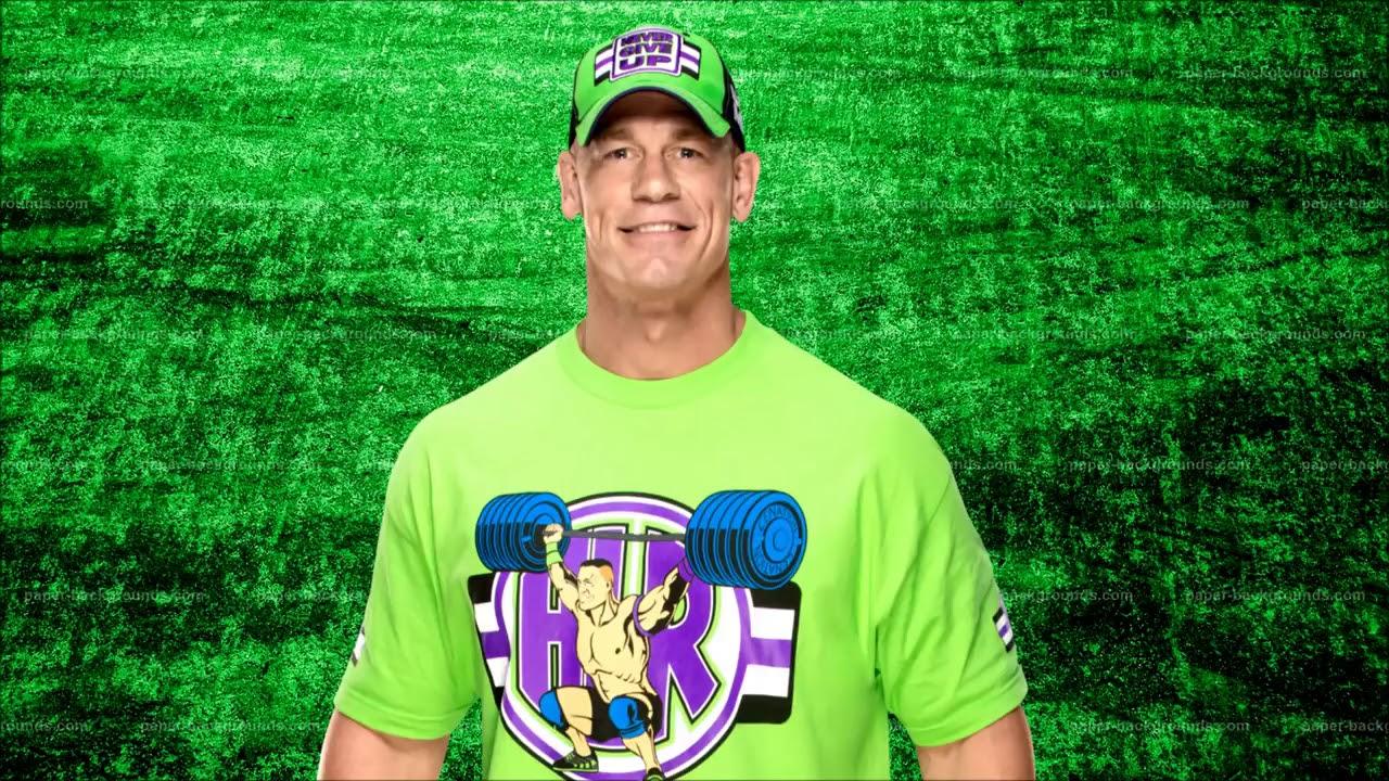 WWE John Cena Theme Song The Time Is Now 2018 newTheme