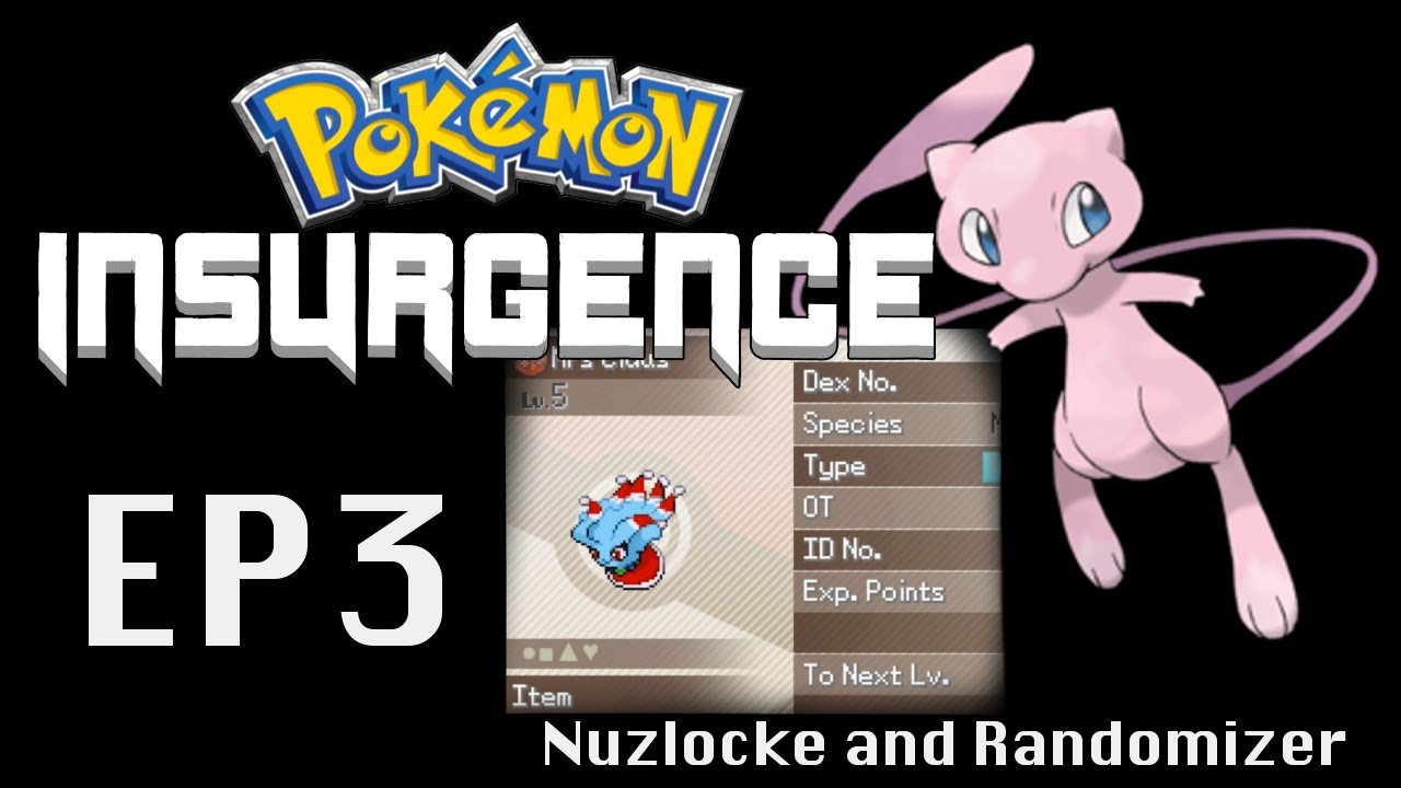 Pokemon Insurgence Team Building