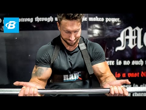 Balloon Method BICEPS Workout for Mass | Troy Adashun of SuperHuman You
