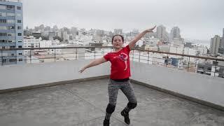 coreografia francisca aronsson all for you janet jackson