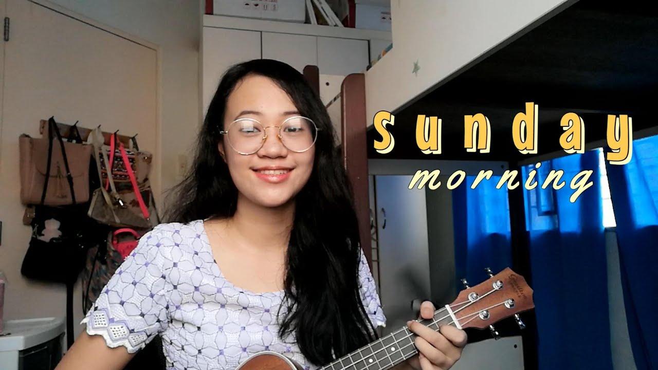 sunday morning - maroon 5 ukulele cover