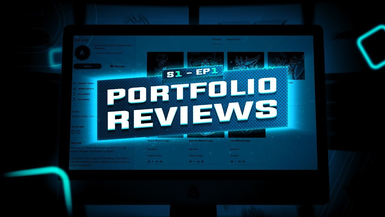 Weekly Portfolio Reviews: Presentation is Key (S1: E1)