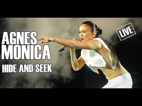 Agnes Monica - Hide And Seek (LIVE)