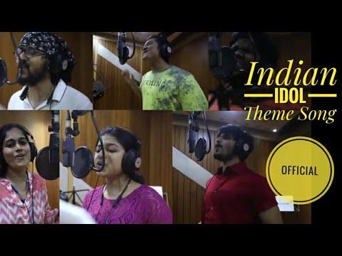 Indian Idol | Official Theme Song | Sony TV | Adil Prashant