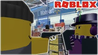 MY ROBLOX STORE GOT ROBBED!!! (retail tycoon #2)
