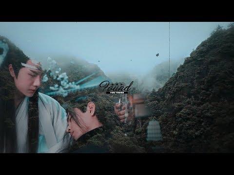 ✧ Wei Wuxian & Lan Wangji; If You Love Me, Let Me Know [THE UNTAMED]