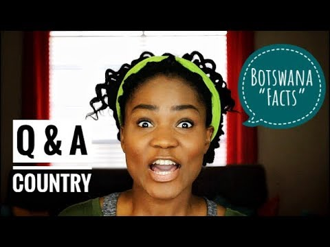 Funny Q & A Botswana Country Profile | Africa Q & A