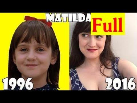 Matilda Avant Après 2016 Matilda le film HD