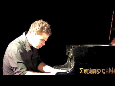 Poros Piano Academy 2015 - Angel Nikolov At Poseidon's Temple