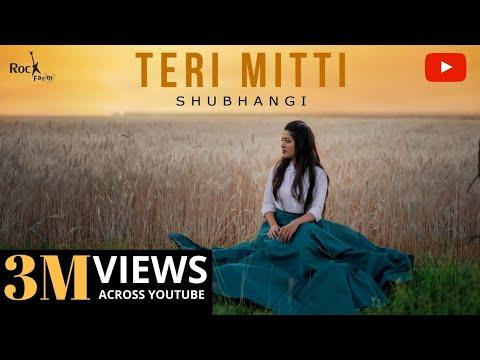 Teri Mitti - Kesari | Female Version | Bpraak | Shubhangi | Akshay Kumar | Rockfarm