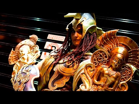 [Comicdom Con Athens] Cosplays 2016 (1080p / 60fps / Stereo / Athens / Greece / 15-17.04.2016)