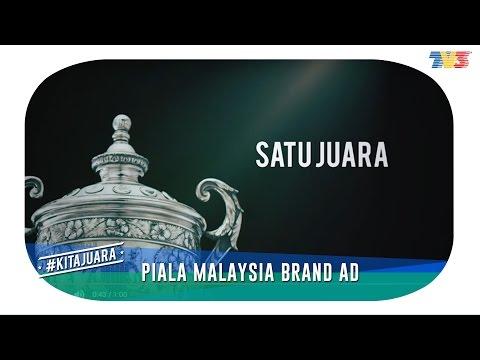 #KitaJuara | PIALA MALAYSIA BRAND AD