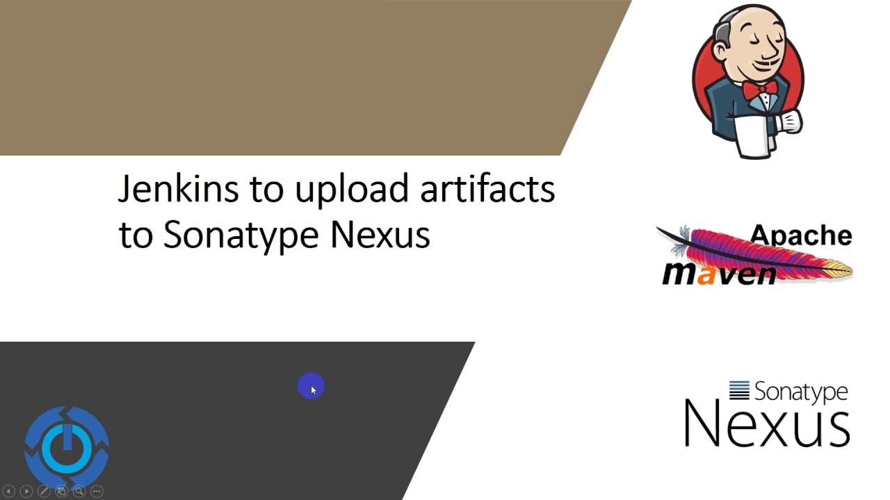 Jenkins Integration with Nexus