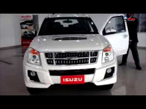 Isuzu Launching New Car to Compete Innova