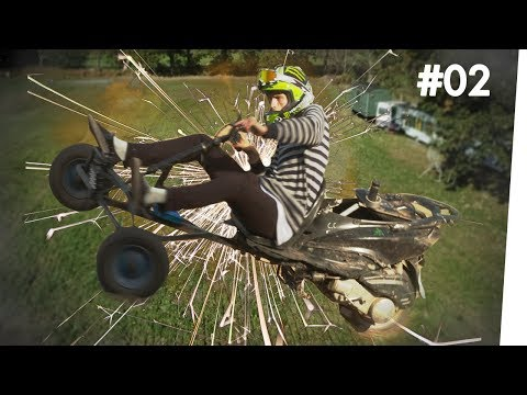 Die verrücktesten Fahrzeuge Teil 3.2 | Kliemannsland-Karren-Quartett