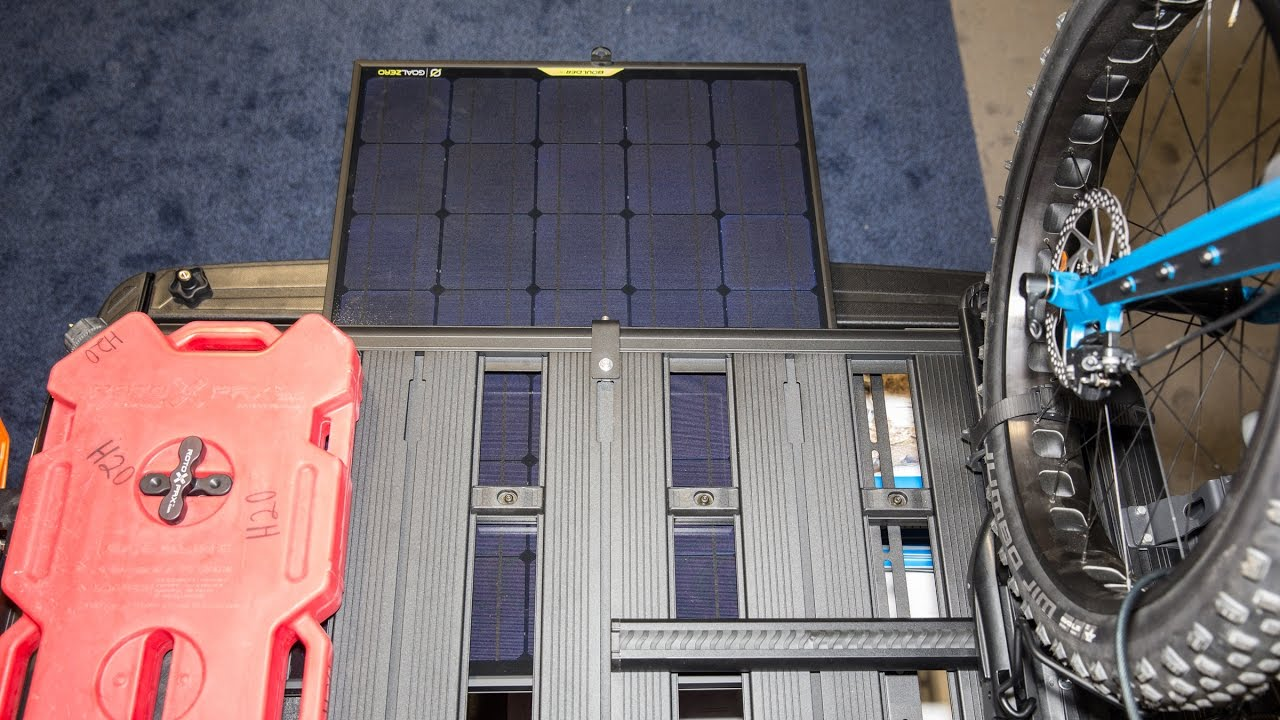 The Best Stuff We Found At The Sema Show Rhino Rack Solar