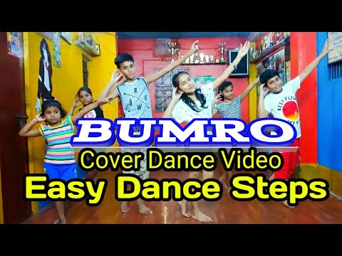 bumro-//-notebook-//-easy-dance-step-,-cover-video