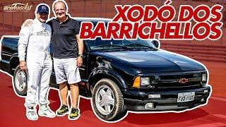 Feliz Dia Dos Pais! Chevrolet S10 Ss Do Seu Rubão Vai Para A Pista Com O Rubinho - Volta Rápida #146