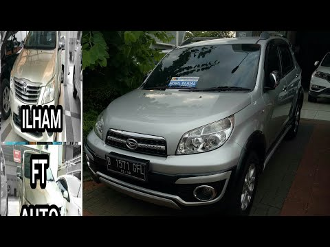 In Depth Review Daihatsu Terios TX Adventure A/T 2013 - Indonesia